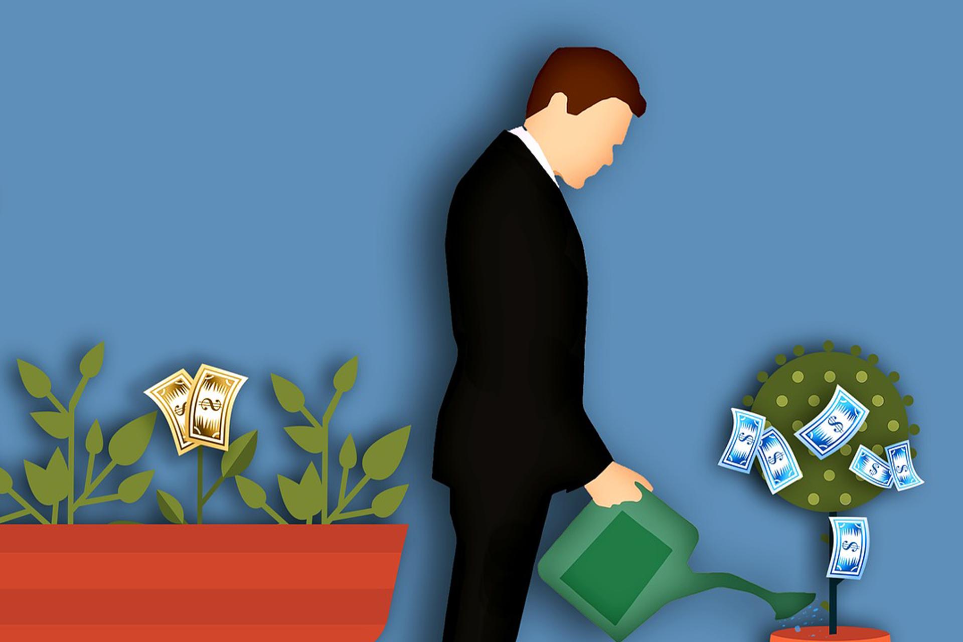Объемы венчурных инвестиций растут с небывалой скоростью