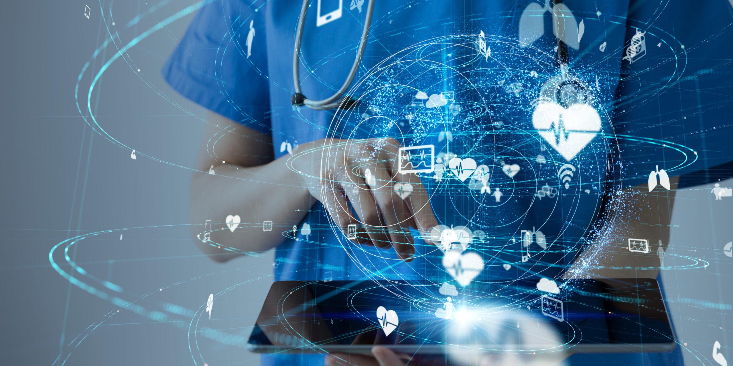 Рынок Digital Health переживает падение интереса в 2021 году